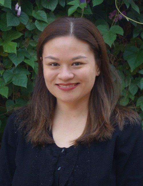 Dr Cristina Tolentino