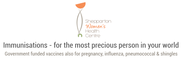 Shepparton Womens Health Centre Immunisations
